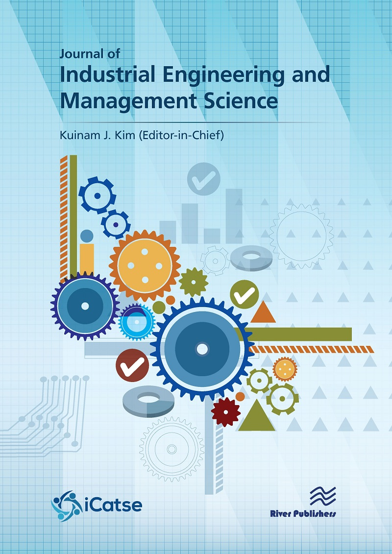 River Publishers: Journal of Industrial Engineering and Management